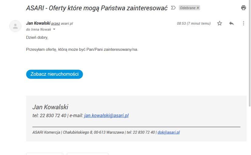 Nowe stopki mailowe