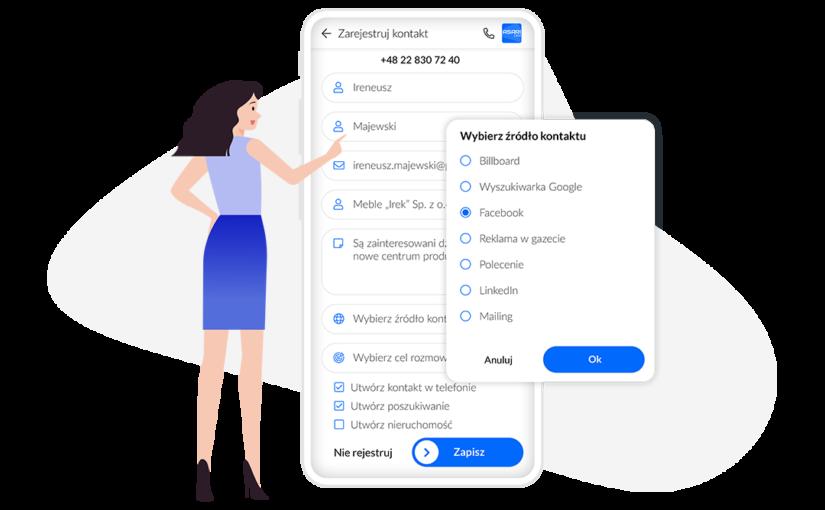 Nowy ASARI Tracker 5.0 – Monitorowanie pracy z klientem
